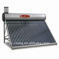 High Efficiency Non-pressurized Solar Hot Water System