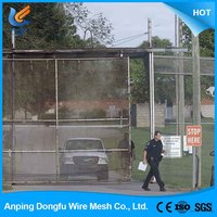 hot sale top quality best pricecheap chain link fence for green land