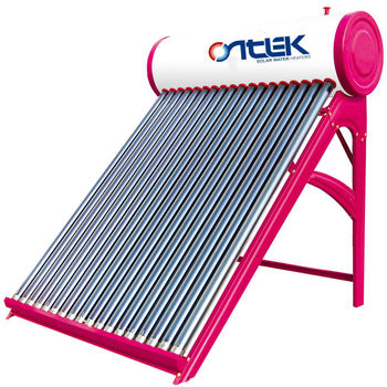 solar water heater,vacum tubes solar collector no-pressure solar hot water