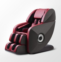 Much science and technology condensed slim and thin body Massage Chair for Home use & commercial use
