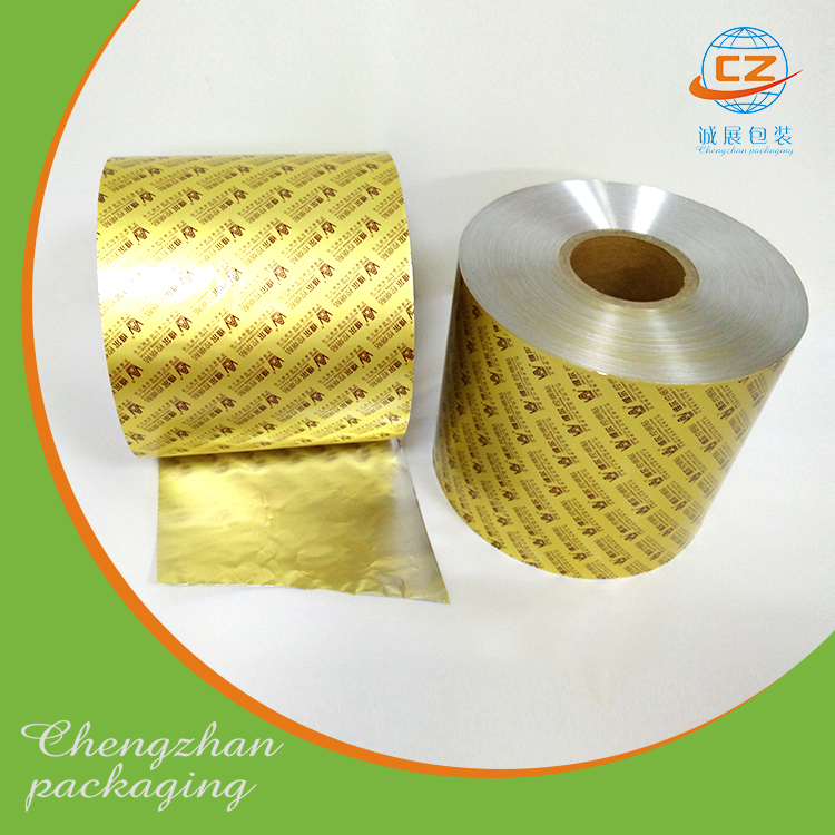 Pharmaceutical Sachet Packaging Film Aluminum Foil For Blister Packing