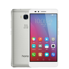 Original Huawei 5X Play Honor 5X 4G LTE QualcommSnapdragon 615 MSM8939 64 bit Octa Core 5.5 '' FHD 3GB RAM 16GB ROM Fingerprint