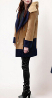 EY0419C Russian women long winter wool coat latest design warm coats
