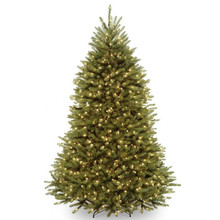 7.5ft pre-lit umbrella artificial christmas tree for outdoor and indoor decoration