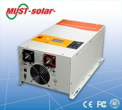 Single Phase Pure Sine Wave Solar panel inverter 1kw/ Must Solar
