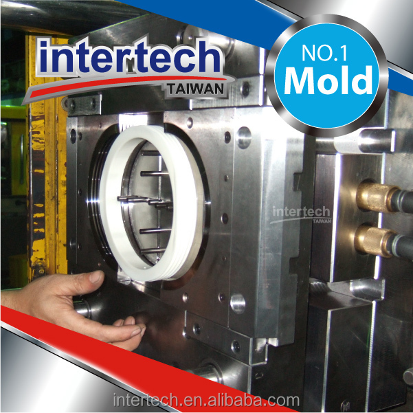 Plastic case for products injection mold