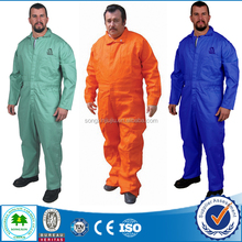 Factory industrial reflective safety uniform overall workwear reflective uniforms