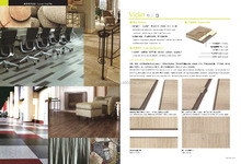 LVT Wood Locking Flooring