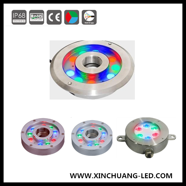 led underwater light 12 volt made in China