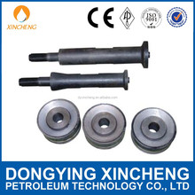 API Oil Drilling Mud Pump Parts Rubber Piston Assembly