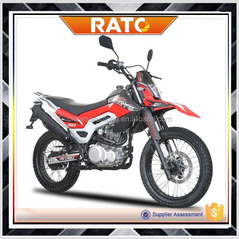 2016 new design dirt bike off road motorcycle for sale