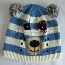 animal hat Knitted Winter Caps beanie cap
