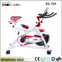 ES-704 Hot sale cheap indoor fitness flywheel spin bike,flywheel bike