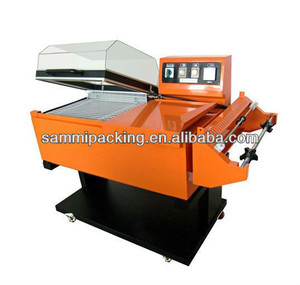 FM-5540 shrink wrap machine supplier toy box shrink wrapping machine