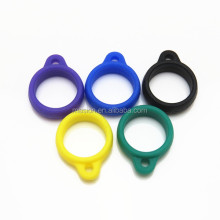 E Cigarette Accessory Silicone Ring Connector for Ego EVOD E Cigs Ego Connector for Lanyard Ego Ring