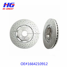 Promption OE# 1664210912 Front ovp Disc brake For MERCEDES benzs (W166) ML550 ML400 ML350 ML250 2011(X166) GL 350