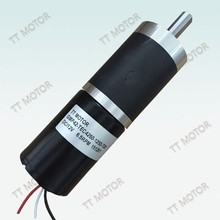 brushless dc electric motor 24V DC for pump