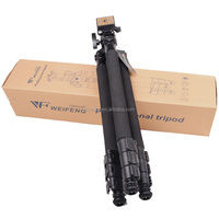 Weifeng 6662A Professional Camera Tripod for Canon EOS Rebel T2i T3i T4i And For Nikon D7100 D90 D3100 DSLR