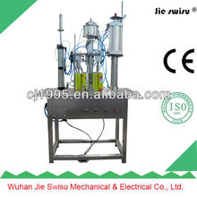 CJXH-1600A Semi-Automatic victoria secret body spray filling machine
