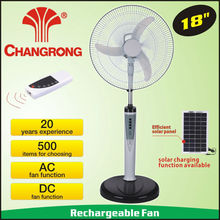 "CR-8518 recargable 18 ""fuerte base 6 led mando a distancia <span class=keywords><strong>ventilador</strong></span> <span class=keywords><strong>de</strong></span> <span class=keywords><strong>pedestal</strong></span>"