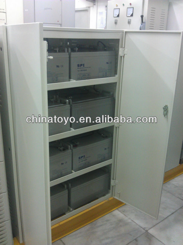 UPS batteries cabinet