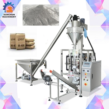 Cement packing machine/ bag filling and sealing