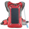 Outdoor Adventure Bicycle Solar Charger Bag Water Bag