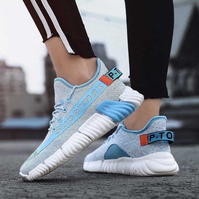 Couple New Fashion Casual Sneaker Running Sport Shoes Size 35-44