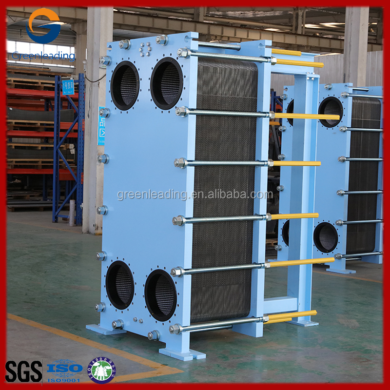 Alfa Laval plate type heat exchanger manufacturer