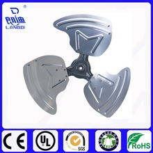 750mm High Quality and volume metal small Fan Blade for air cooling ventilation in low Price