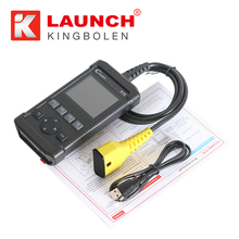 Sensor tests and Monitored systems tests Launch CReader 519 OBD2 car computer analyzer