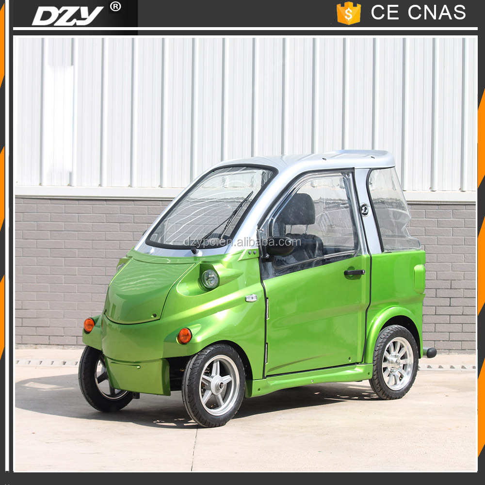 2 Seats EEC l7e Electric Mini Car Cheap Electric Car