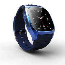 Fashion Smart Watch M26 with LED display / Dial / SMS Reminding / Music Player / Pedometer for Mobile Phone