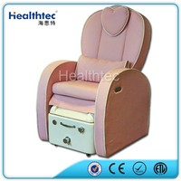 E301-19 princess pipeless whirlpool jet vibration massage pedicure spa chair for nail