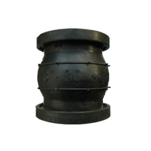 PN16 NBR material rubber expansion joint without flange