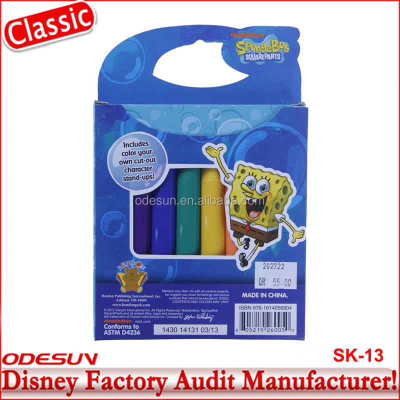 Disney factory audit manufacturer's Eco fridenly kids art set