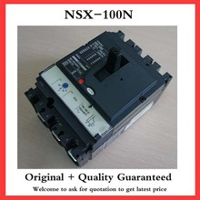 Brand New Circuit Breaker NSX-100N / 4P MCCB Air Switch