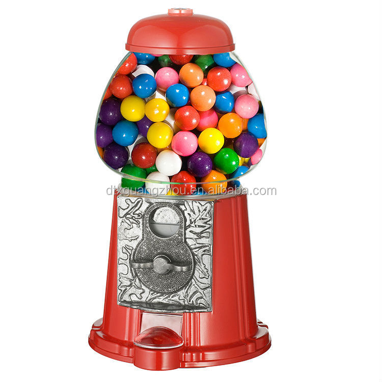 Gumball Candy Vending Machine with stand 11Inch 6270