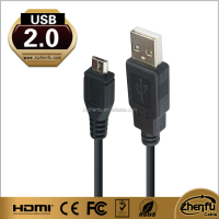 for Mobile, Camera, MP4,PDA Gold supplier china micro USB y cable