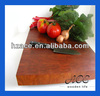 Cherry Wood Matching Chopping Board Wooden Joint Butcher Block Thick Cutting Board