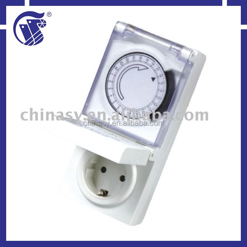 Outdoor Programmable Mechanical waterproof timer