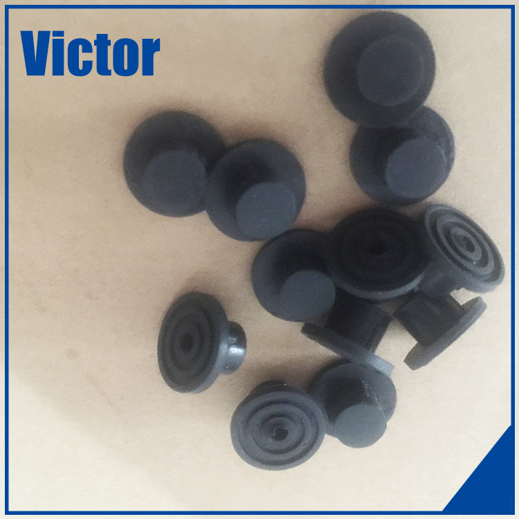 Gold supplier China manufacturer machanical oem small molded rubber parts 60 shore silicone