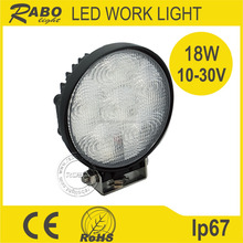 18W Waterproof LED Work Light Flood Spot Light Boating Hunting Fishing Truck Motorcycle 9V 32V LED Worklight