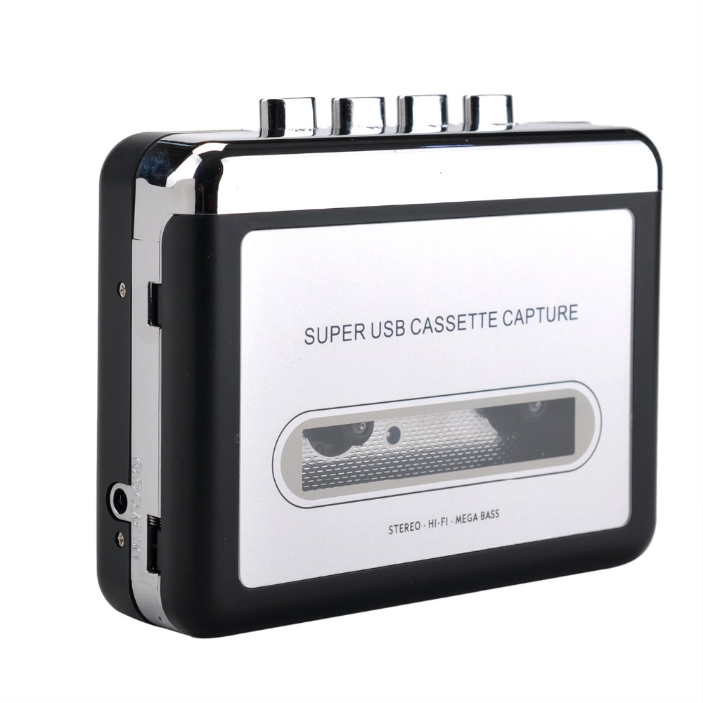OEM Cheapest Cassette Recorder player converter tape to MP3 files WALKMAN