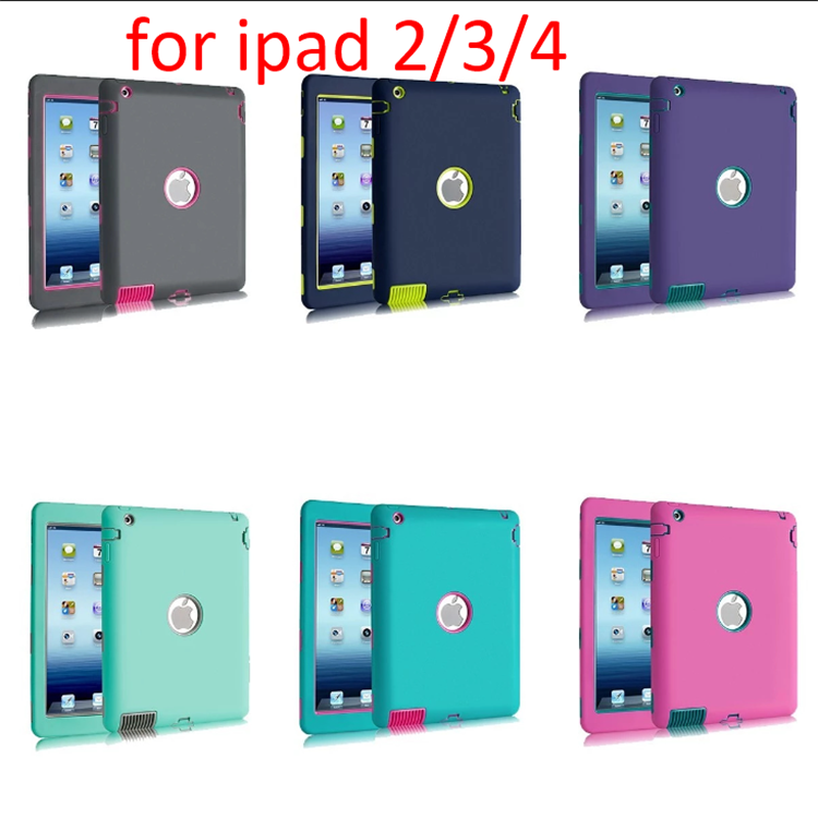 shenzhen factory Tire pattern smart cover for ipad mini 1 2 3 full coverage 360 degree protective phone cover anti shock