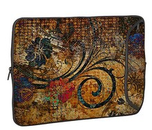 2014 New arrival Hot selling cheaper printed pofoko laptop sleeve
