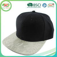 2016 Customize Flat Bill Plain Snapback Hats Wholesale Snapback Hats