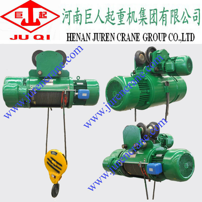 45t 60t 65t 70t 75t 80t wire rope electric hoist