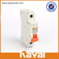 32A 1P isolator switch/circuit breaker, factory price isolator switch/mini circuit breaker, one phase 230v isolator switch