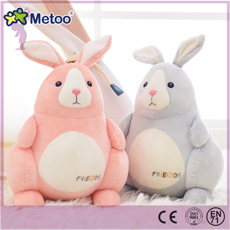 Soft animal plush toys for crane machine, claw machine plush stuffed toys